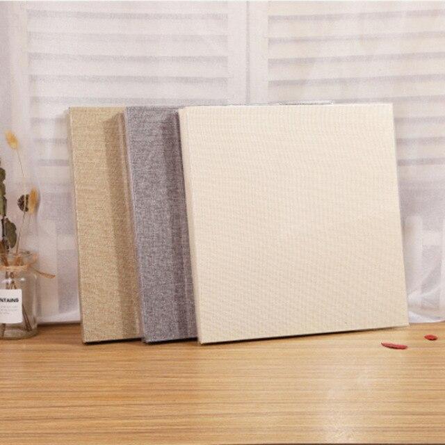 Album Photo bricolage 16 pouces avec Film auto adhésif Photos de mariage Photo bébé Album Scrapbook papier artisanat Film livre cadeau