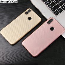 купить SemgCeKen case for huawei honor 6x 7x 8x 6a mate 9 lite gr5 2017 honor 7s play 7 silicone silicon tpu soft phone back cover etui дешево