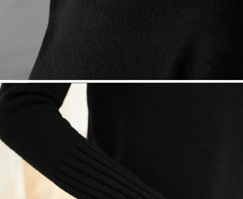 Surmiitro Sweater Female 19 Autumn Winter Cashmere Knitted Women Sweater And Pullover Female Tricot Jersey Jumper Pull Femme 28