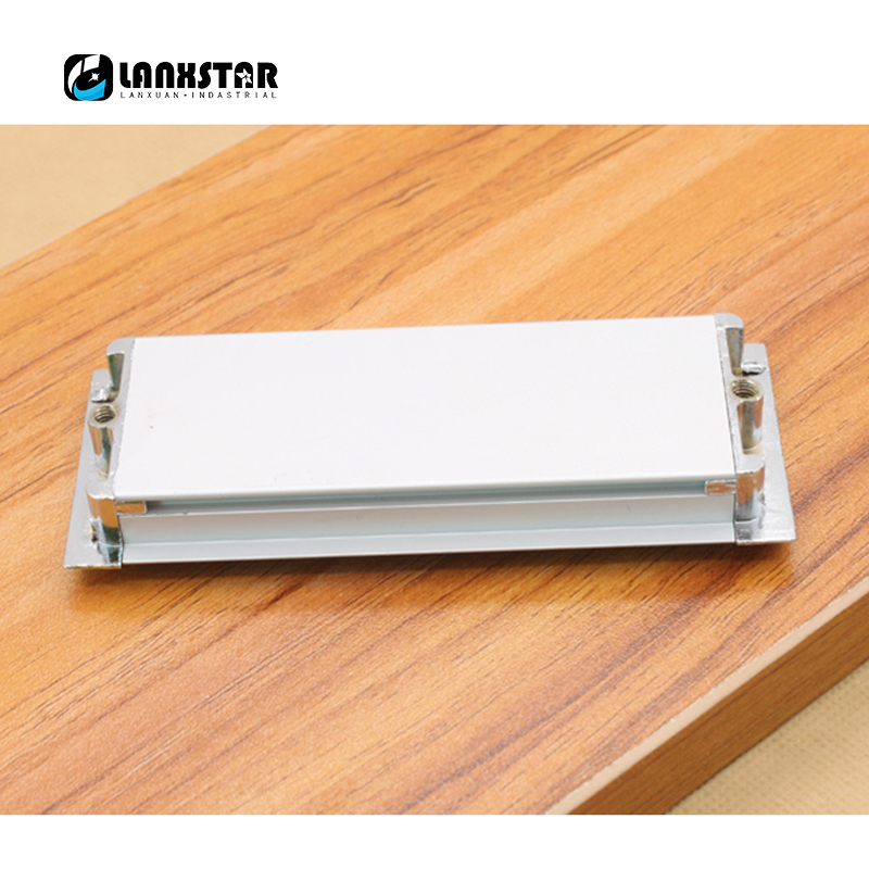 Simplicity Modern Long Aluminum Alloy Concealed Handle Hidden Drawer Cabinet  Door Handles Tatami Used Invisible Handle Knobs In Cabinet Pulls From Home  ...