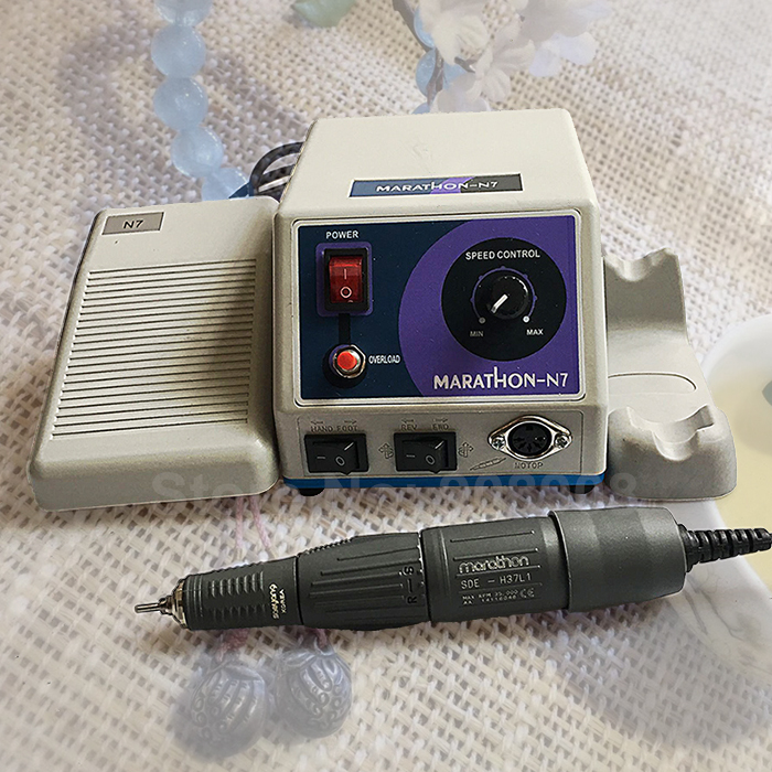 Марафон полировка N7 микромотор оригинальный Корея Saeyang H37L1 наконечник для ювелирных изделий пилочка для ногтей зубные лаборатория хобби по