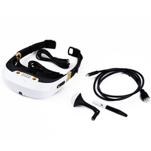 1set Walkera FPV Goggle 3 5 8G 32CH 360 3D Video Glasses Goggles HDMI 800x600 SVGA