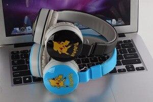 Image 4 - Mplsbo ms882 fones de ouvido sem fio, fones de ouvido esportivos com desenho animado para crianças, bluetooth, com microfone para todos os celulares