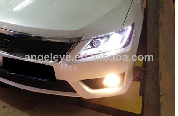 Стиль A8 для TOYOTA Camry Aurion LED Стрічковий - Автомобільні фари - фото 3