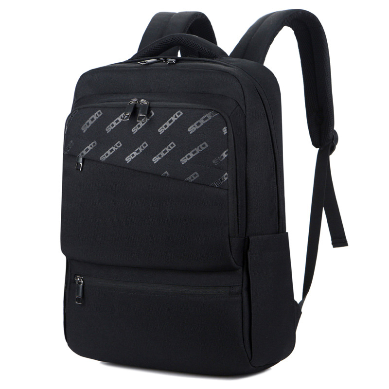 Socko Brand Laptop Backpack For 15