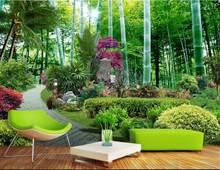 3d Garden Wallpaper Promotion Shop For Promotional 3d Garden