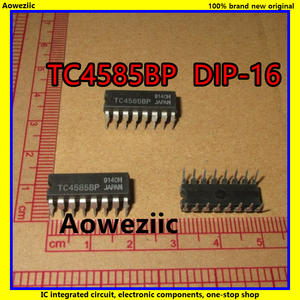10Pcs/Lot TC4585BP TC4585 4585 DIP-16 IC New Original Product