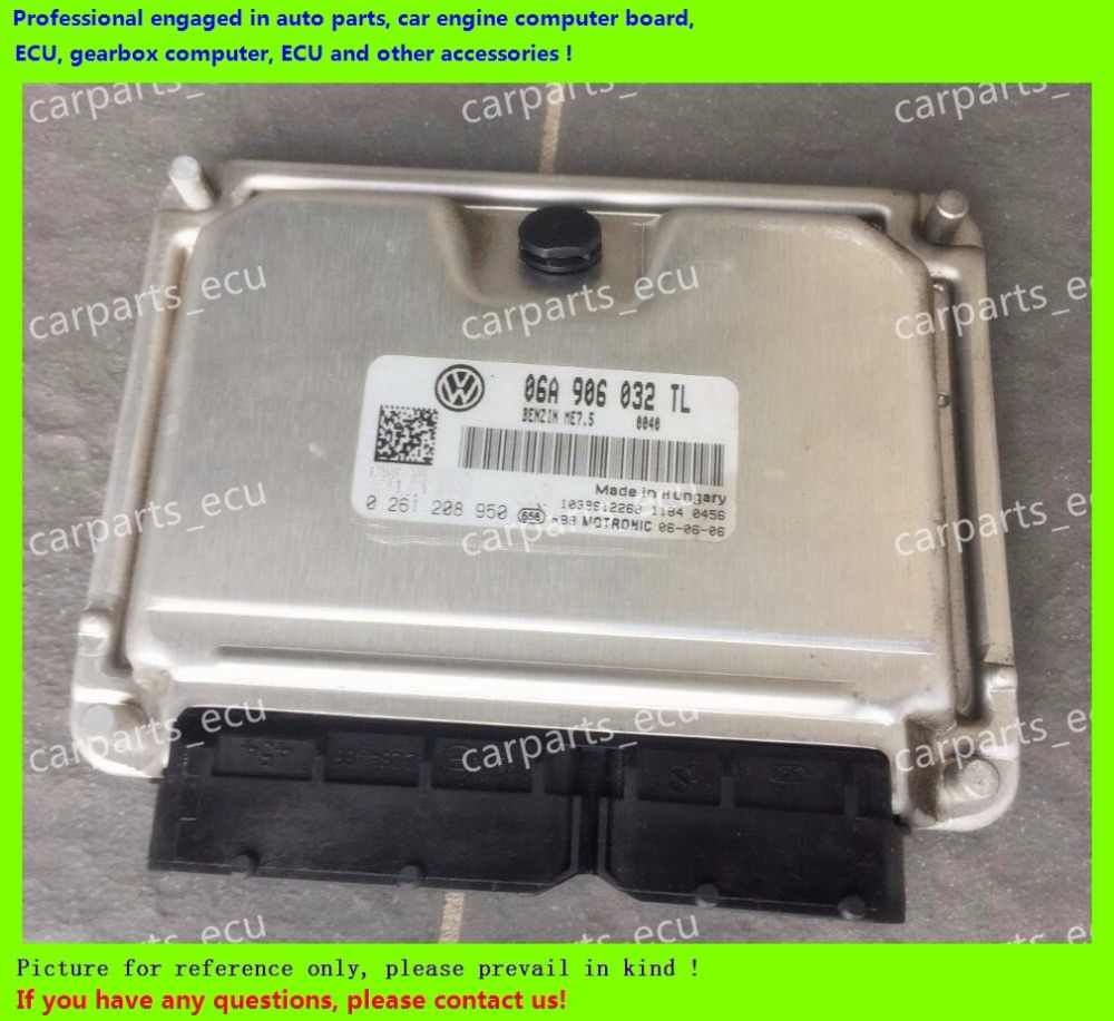 For car engine computer board/VW ECU/Electronic Control Unit