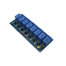 Smart Electronics 5V 8 Eight Channel Relay Module Board Shield for ARM PIC AVR DSP for arduino Diy Kit(China)