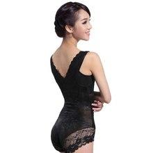 Women's lift Hip prop chest waist fat burning body sculpting no trace bodysuit shapers corset S-3XL,Free shipping,AC023