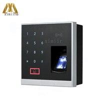 ZKBioBT приложение программное обеспечение X8 BT Bluetooth, отпечаток пальца система контроля доступа с 13,56 МГц считыватель карт памяти MF отпечатков
