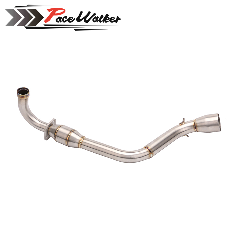 FREE SHIPPING Motorcycle Exhaust System Vent Pipe Stainless Fit for HONDA MSX 125
