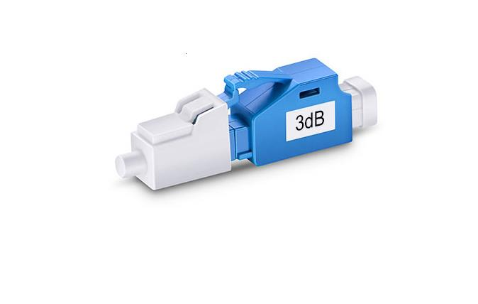 Image 3 - QIALAN LC/UPC 1dB to 10dB Singlemode Fixed Fiber Optic Attenuator, Male Female,-in Fiber Optic Equipments from Cellphones & Telecommunications