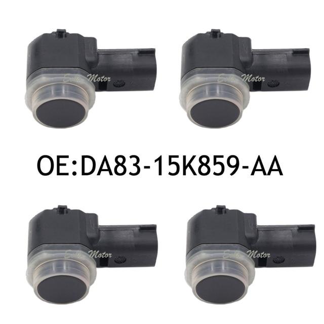 New 4pcs DA83-15K859-AA Backup Reverse Parking Bumper Assist Object Sensor Fit Ford