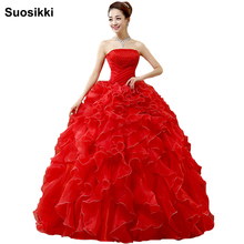 Red Evening Dresses Long Sweetheart Applique Beaded Floor Length Saudi Arabic prom party Vestido de Festa