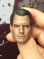 1/6 Head Sculpt Superman Batman Super man 2 male Body for Hot Toys Figure
