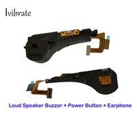 Высокое качество для Lenovo Планшеты 2-851 Планшеты 2 851 громкий Динамик зуммер с Мощность кнопку наушника Планшеты 2- 851 Бесплатная доставка