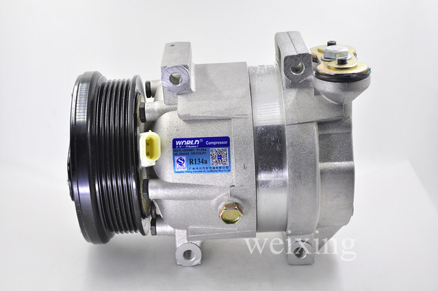 car air conditioning compressor V5 for Buick Optra 1.6 96484932