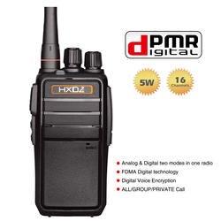 Дешевый 5 Вт цифровой двусторонней радиосвязи AIRFREE DP-300 с чистым звуком тесто, чем BAOFENG UV-5R BF-888S KD-C1 аналоговая рация