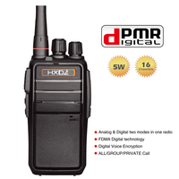 GÜNSTIGSTE 5 Watt Digitale Zweiwegradio AIRFREE DP-300 mit Klaren Klang teig als BAOFENG UV-5R BF-888S KD-C1 Analoge Funkgeräte