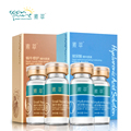 SOONPURE Hyaluronic Acid Serum Snail Repair Serum Acne Treatment Blackhead Skin Care Whitening Moisturizing Anti Winkles 4 PCS