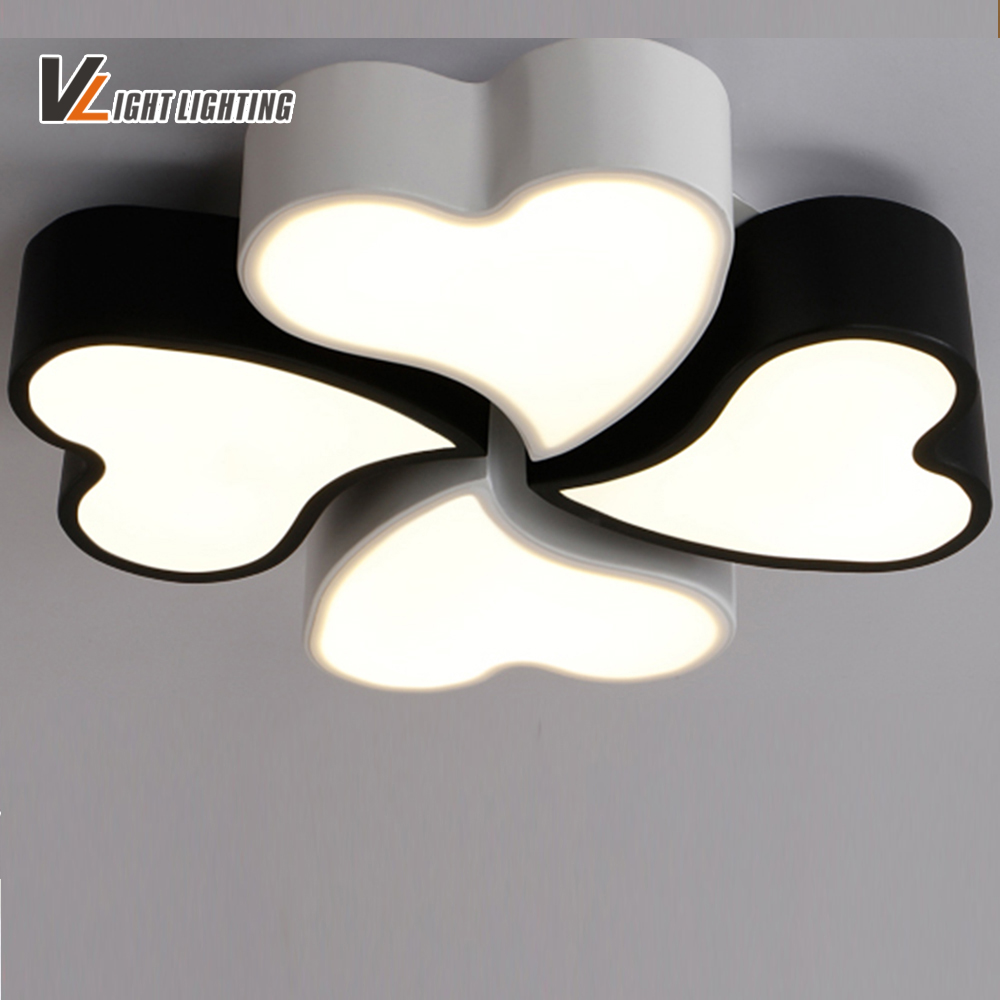 Aliexpress buy led clover beautiful ceiling light long time aliexpress buy led clover beautiful ceiling light long time lighting modern ceiling lights top class perfect light for bedroom dining room from arubaitofo Image collections