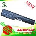 Golooloo 4400 mah batería para hp business notebook nw8240 nw8440 nw9440 nw8240 nw8440 nw9440 nx8220 nx8420 nx9420