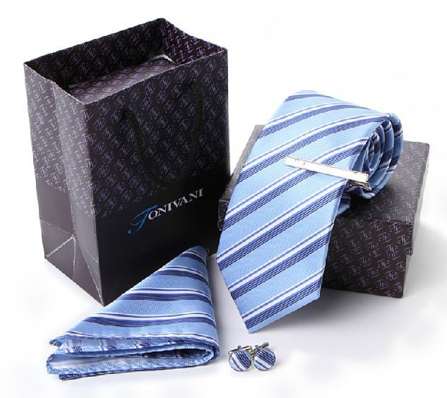 The Gift Box Ties For Boys Formal Business Men's Neck Tie Gift To ...