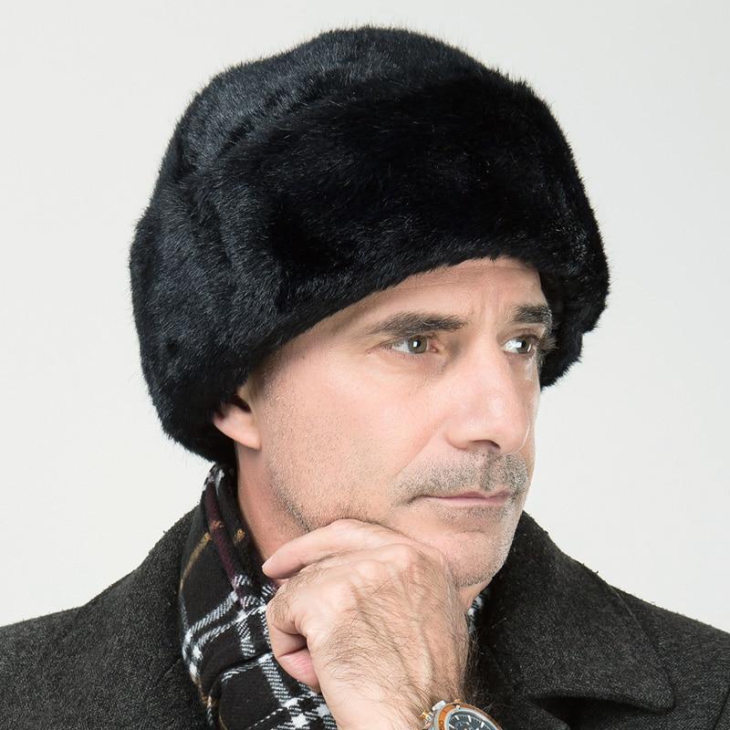 cúpula de fox de lana artificial de alta calidad gorra de piel venta - Accesorios para la ropa