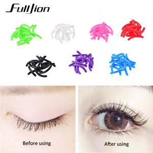 Image 5 - Fulljion 15pcs/set Eyelashes Curler Replacement Pads For Eyelash Curling High Elastic Rubber Pad Beauty Tools Makeup Replacement