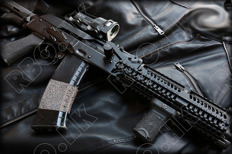 Tactical AK 47 Lightweight handguard system for 20mm picatinny rail moutn base cnc aluminum alloy B30 B31 RAIL M2019(China)