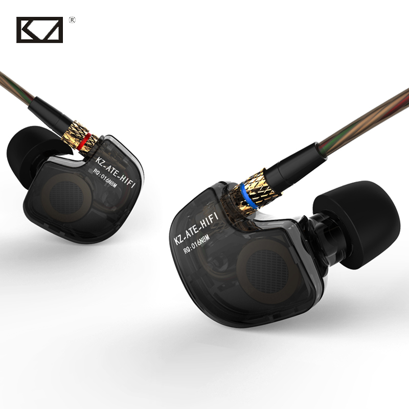 KZ Auricular Alambre Dinámico Fone de Ouvido Gaming Auriculares - Audio y video portátil