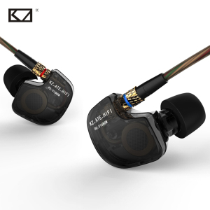 KZ Earphone Wire Dynamic Fone de Ouvido Gaming Earbuds Earpiece Auriculares for Phone Oyuncu Kulaklik PC MP3 Music Movie Player