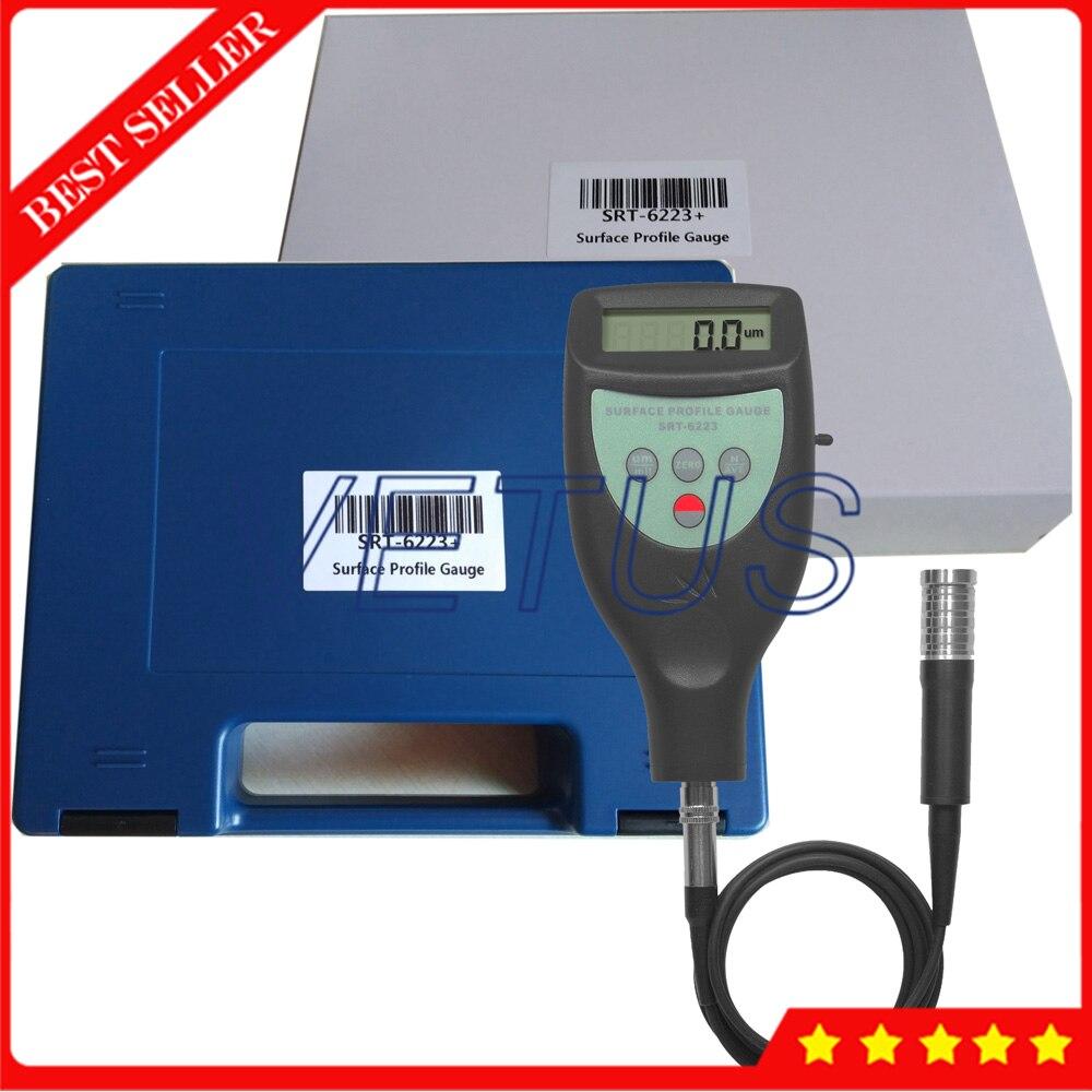 SRT 6223 Digital 800 um Surface Profile Gauge Roughness Tester Meter Roughmeter 0 800 um