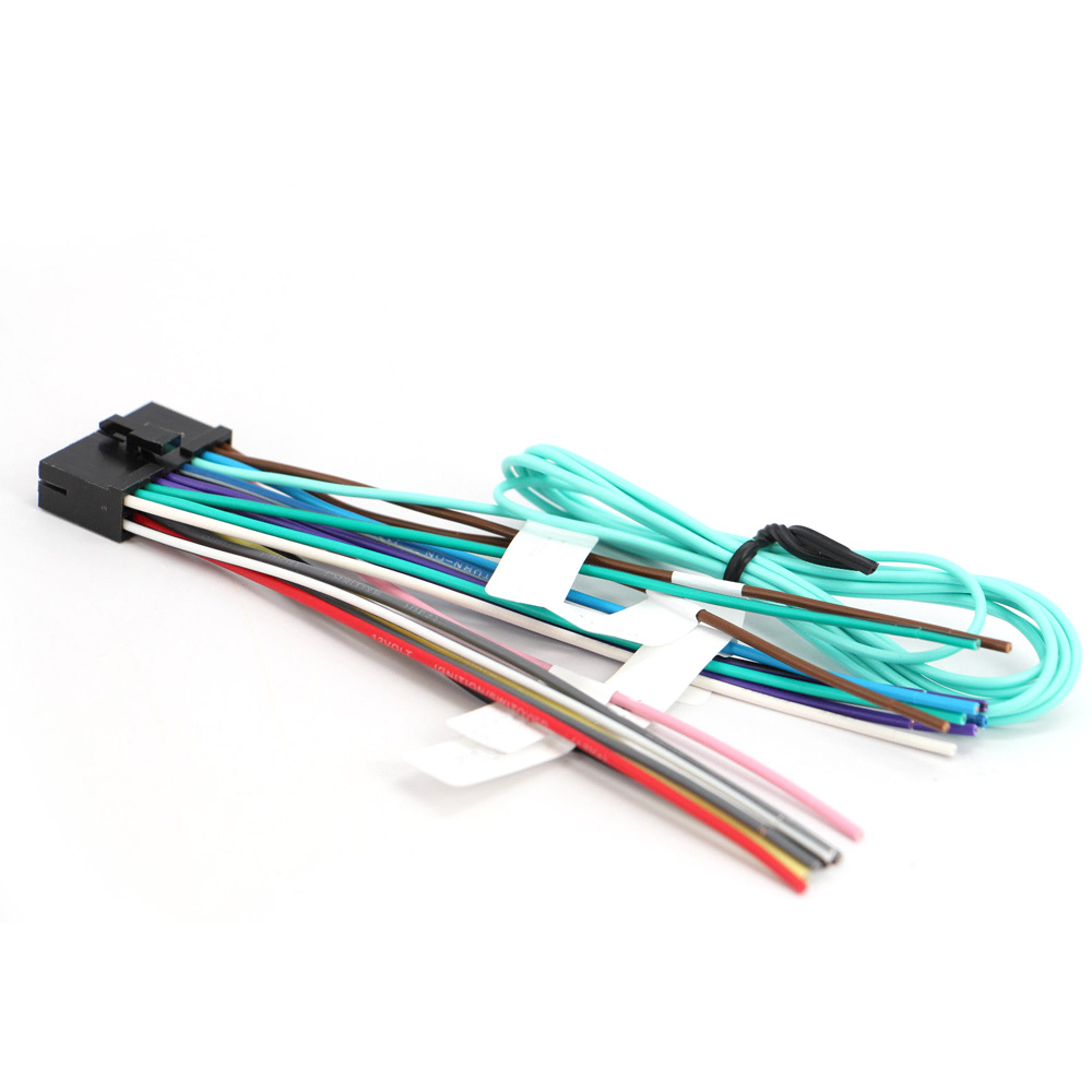 Image: Jensen Stereo Wiring Harness Aftermarket At Executivepassage.co