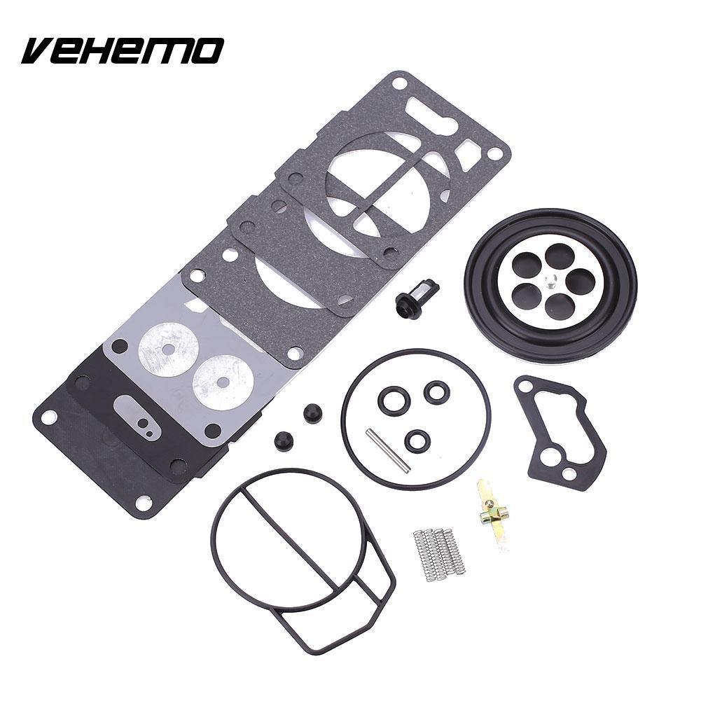Engine Carburetor Rebuild Kit For Seadoo 650 717 720 787 800 Sp Twin Gtx Fuse Box Vehemo Carb Repair Refit