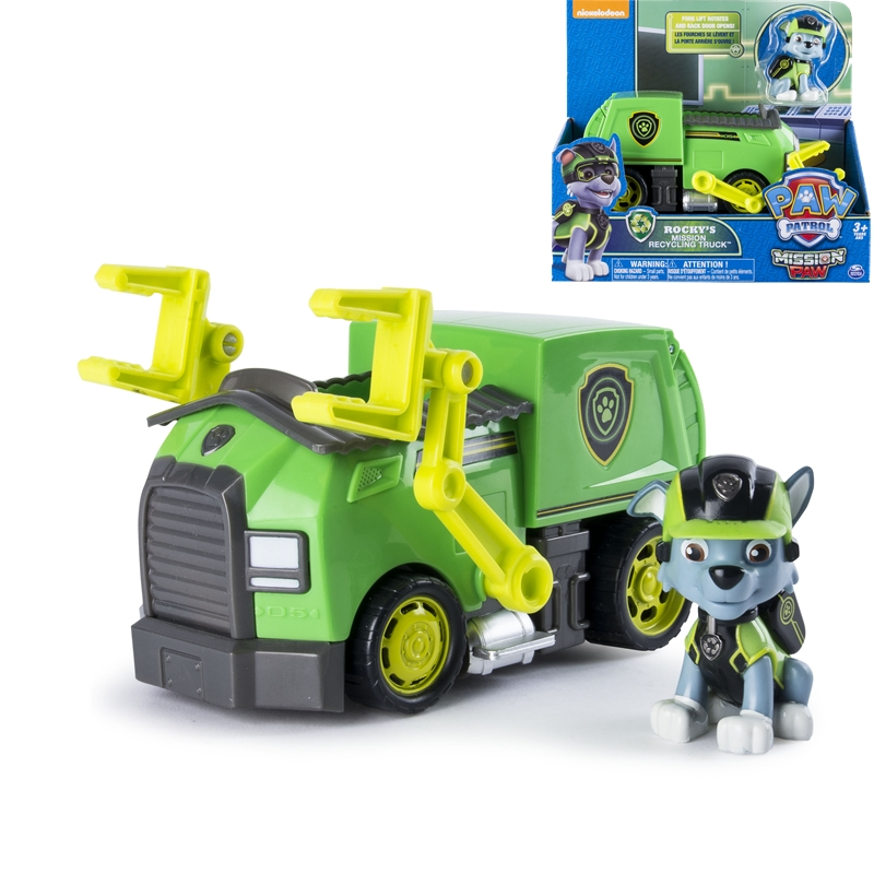 2019 Original paw patrol New style Mission Paw series chase