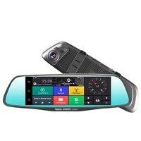 DVR Dash Cam Digital Video Recorder Camcorder touch screen 8 inch GPS FM Wifi 4G wireless camera Bluetooth GPS navigation Remote