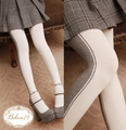 Princess sweet lolita Pantyhose Bobon21 Before and after color matching super thin cotton tights Ankle AC1315