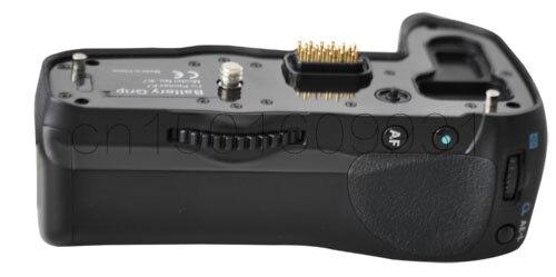Battery Grip Holder for Pentax K-7 K7 K5 K-5 DSLR Camera AS D-BG4 For D-LI90 battery