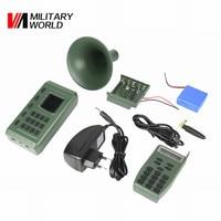 CP380 Sound Audio Player Hunting Decoy Speaker Hunting Outdoor Decoy Bird Caller Catch Bird Trap With