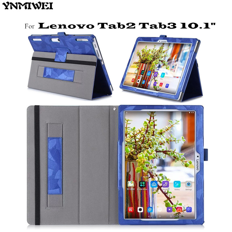 TB3-X70L Case for Lenovo Tab 2 Tab2 A10-30 A10-70 A10-30F X30 x30f Leather cover case For tab3 10 TB3-X70F TAB-X103  gift films for lenovo tab 2 a10 70 f case leather smart cover for lenovo tab 2 a10 30 a10 70f a10 70 a10 70l 10 1 foldable case stylus pen
