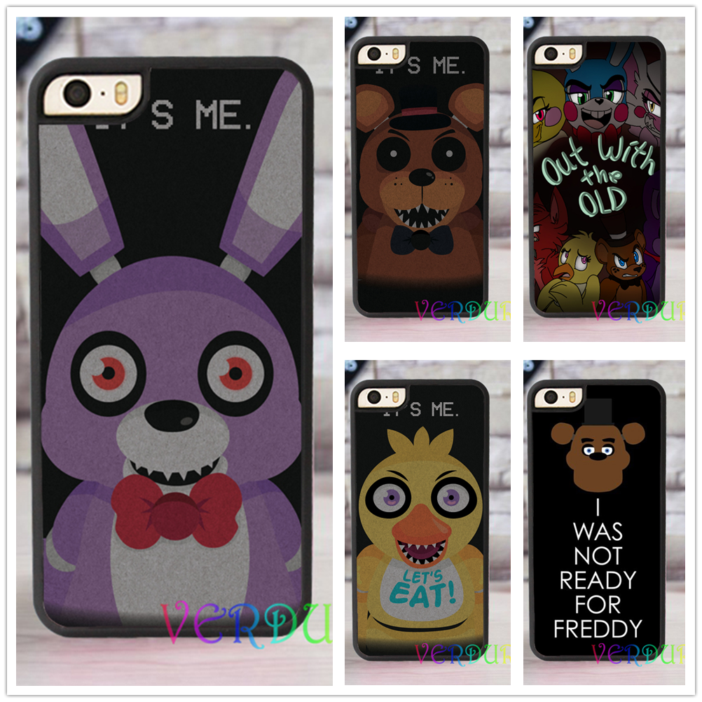 fnaf iphone 6 case