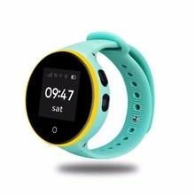 ZGPAX Child GPS Smart Watch with 1.22″ IPS Round Screen Children Smartwatch SOS Call Location For Kid Safe
