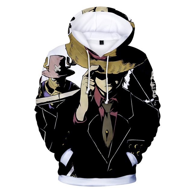 One Piece Hoodie Top Quality