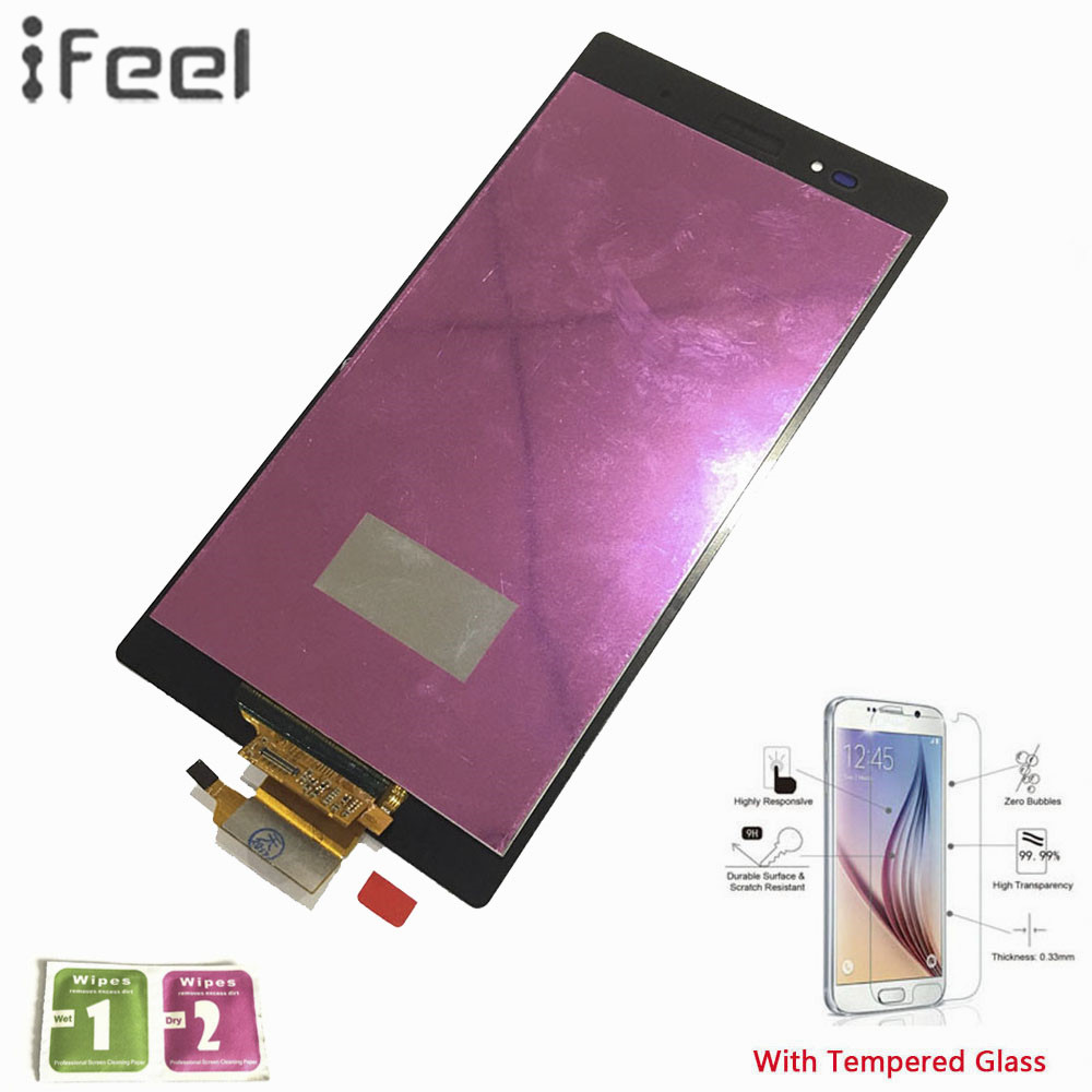 IFEEL New 100% Tested LCD Display Touch Screen Digitizer For Sony Xperia Z Ultra XL39 XL39h C6843 C6833 C6802 C6806 ReplacementIFEEL New 100% Tested LCD Display Touch Screen Digitizer For Sony Xperia Z Ultra XL39 XL39h C6843 C6833 C6802 C6806 Replacement