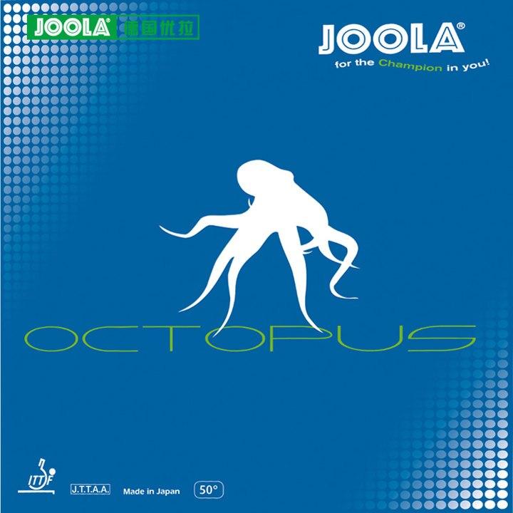 Joola Octopus Pimples Long Control / Defensive / Chop Table Tennis Rubber Ping Pong Sponge Tenis De Mesa
