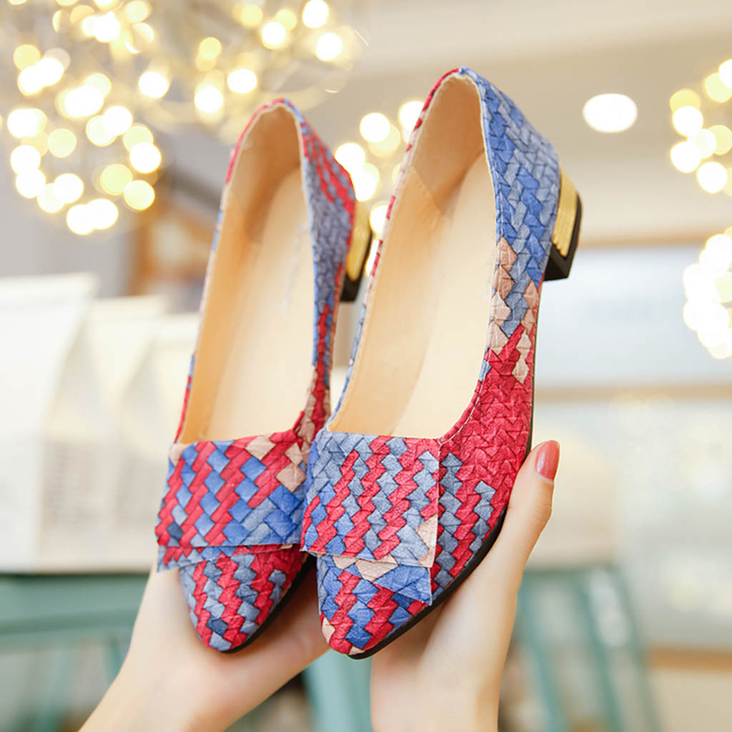 New Style Women Girl Spring Mixed Colors Casual Butterfly-knot Classics Shoes Fashion Ladies Female Pretty Flat Shoes         10New Style Women Girl Spring Mixed Colors Casual Butterfly-knot Classics Shoes Fashion Ladies Female Pretty Flat Shoes         10