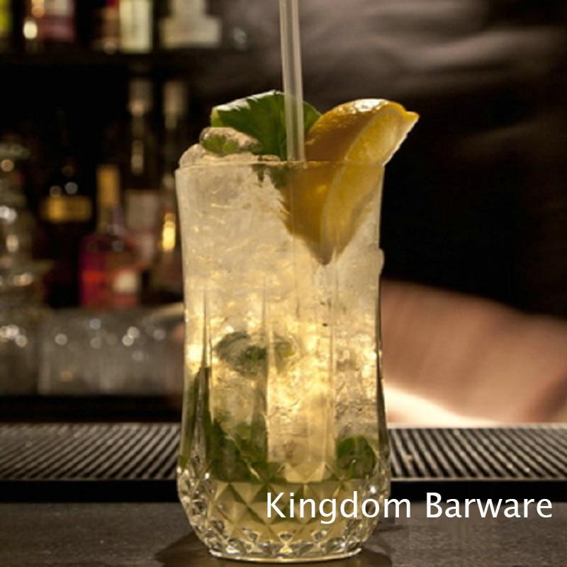 Drink Glass Collin 4PCS Set-Of-4
