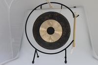 8 Chau Gong And Beautiful Gong Stand